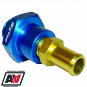 Bosch 044 Hi 044 Fuel Pump Alloy Inlet Adaptor Fitting For 12mm Hose Sytec
